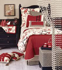 Eastern Accents Window Japanese Bedding Cherry Blossoms Asian Inspired Bedding