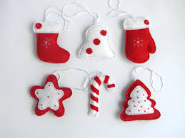Christmas Tree Ideas 2015 Diy How To Make Felt Christmas Tree Ornaments Christmas Tree Felt