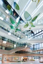 best 25 hospital design ideas only on pinterest children s illumination atrium instaltion royal childrens hospital vic by bates smart