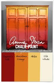Orange And White Kitchen Ideas Best 25 Orange Painted Furniture Ideas On Pinterest Orange Shed