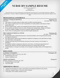 Sample Resume Lpn by Nursing Resume Sample Nursing Resume New Graduate Nurse Medical