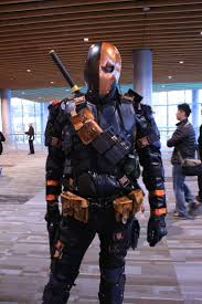 deathstroke halloween costumes best 25 deathstroke costume ideas on pinterest deathstroke