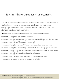 retail associate resume example retail sales associate resume samples free resume example and we found 70 images in retail sales associate resume samples gallery
