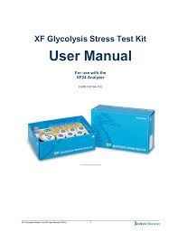 xf glycolysis stress test kit user manual