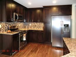Kitchen Backsplash Cherry Cabinets by Kitchen Room 2017 Kitchen Backsplash For Dark Cabinets Dark