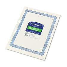 resume paper white or ivory parchment paper certificates by geographics geo20008 geo20008 thumbnail 1 geo20008 thumbnail 2