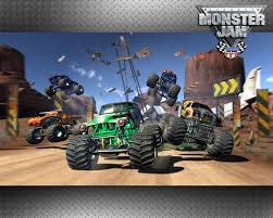 how many monster jam trucks are there monster jam video game wallpaper monster trucks pinterest