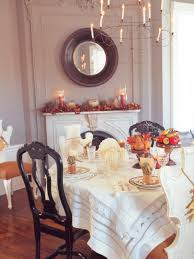 Decorating Ideas Dining Room Traditional Thanksgiving Decorating Ideas Hgtv