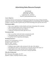 Education Or Training Example Resume  Professional SKill And Working Experience For What Is The Objective For A Resume