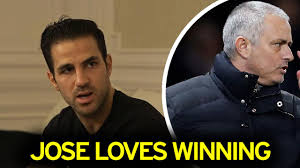 Cesc Fabregas lifts lid on whether Jose Mourinho     s  quot rigid style     Mirror
