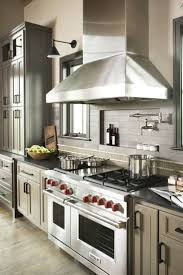 110 best subway tile kitchens images on pinterest home kitchen