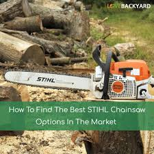 the 5 best sithl chainsaws reviews u0026 ratings oct 2017