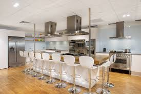 Big Kitchen Island Designs Delighful Kitchen Island No Top With White Countertop Plus Stools