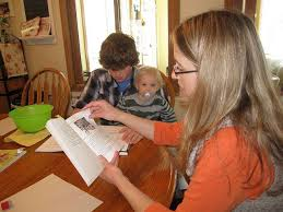 Subject planning homeschool