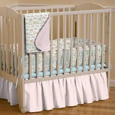 Monkey Crib Set Love Birds Portable Crib Bedding Carousel Designs