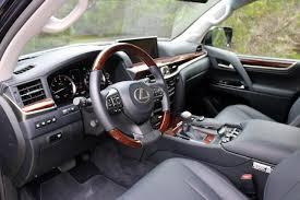lexus jeep 2016 interior 2016 lexus lx 570 test drive review autonation drive automotive blog