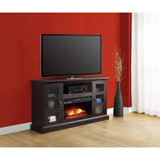 target tv stands for flat screens whalen media fireplace console for tvs up to 70