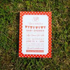 engaging baby shower tea party invitation ideas features party