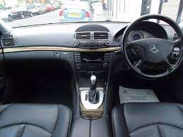 used 2003 mercedes e class e320 cdi avantgarde 4dr auto two