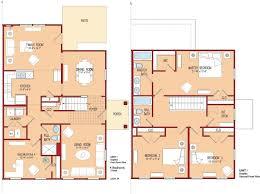 Colonial Floor Plans 4 Bedroom Floor Plans Fallacio Us Fallacio Us