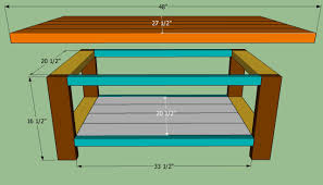 Simple Coffee Table by Pdf Plans Build Simple Coffee Table Download How To Build A Pool
