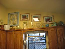 above kitchen cabinets ideas intended for small kitchen design