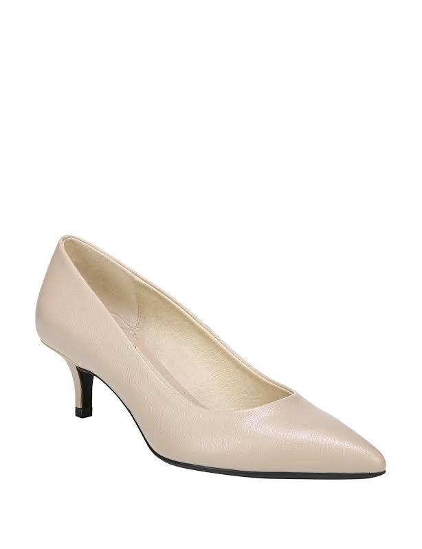 LifeStride Pretty Heels Taupe- Womens