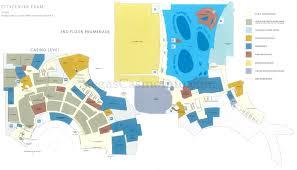 San Diego Convention Center Floor Plan by Las Vegas Casino Property Maps And Floor Plans Vegascasinoinfo Com