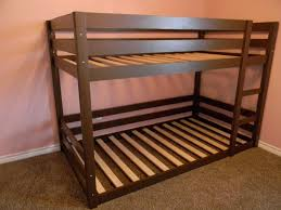 Plans For Building Bunk Beds by Free Bunkbed Plans How To Design And Build Custom Bunk Beds