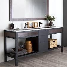 cuzco freestanding bathroom vanity bases antique finish native