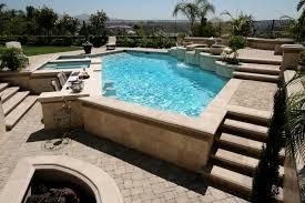 Home Decor Orange County by Orange County Contemporary Geometric Pool San Diego