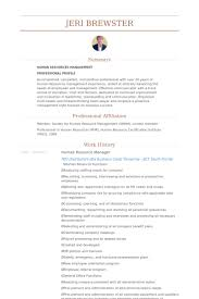 Resume Sample For Human Resource Position by Human Resource Manager Resume Samples Visualcv Resume Samples