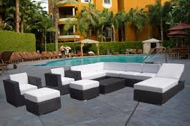 White Wicker Outdoor Patio Furniture by Patio Glamorous Resin Wicker Patio Furniture Plastic Wicker