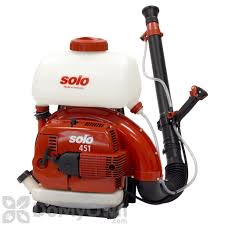 solo 451 mist blower solo backpack mister