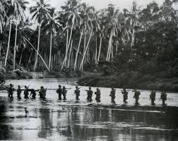 Actions along the Matanikau