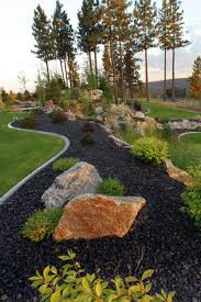 garden rockery ideas representation of natural large rocks for landscaping exteriors