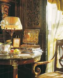 English Country Home Decor Manhattan Apartment As Decorated By Robert Denning For Marlene And