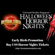 halloween horror nights peak nights universal studios singapore u2013 halloween horror nights 6 2016