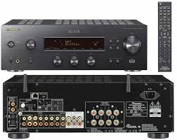 pioneer home theater profile of the pioneer elite sx n30 k network stereo receiver