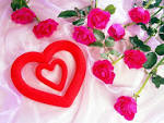 Valentine (valentines day heart love fresh Wallpapers coolpicturegallery 1024x768)