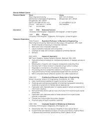 mechanical engineer resume examples aerospace engineering resume free resume example and writing civil engineering resume sample
