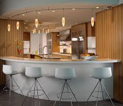 kitchen island contemporary white brown stainless unique design