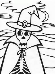sesame street halloween coloring pages skeleton coloring pages getcoloringpages com