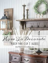 Tips To Decorate Home How To Decorate Your Home When You Can U0027t Agree Worthing Court
