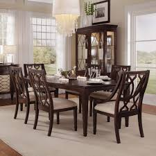 Wood Dining Room A R T Furniture Intrigue 7 Piece Rectangle Dining Set With Wood