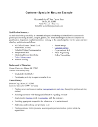 Resume Examples For Customer Service Position  resume examples for     cv for customer service assistant   resume examples for customer service position