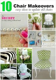 Furniture Upholstery Fabric by Livelovediy How To Reupholster A Chair My 10 Best Chair Makeovers