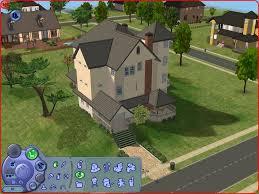 sims house designs floor plans name guest plan house plans 75340