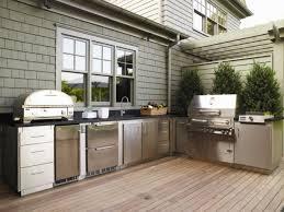 Kitchen Renovation Ideas 2014 Small Outdoor Kitchen Ideas Pictures U0026 Tips From Hgtv Hgtv