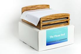 X Box Pics On A Bed The Phone Bed Charging Station The Thrive Global Store